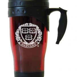 Harvard 16 oz Thermal Mug