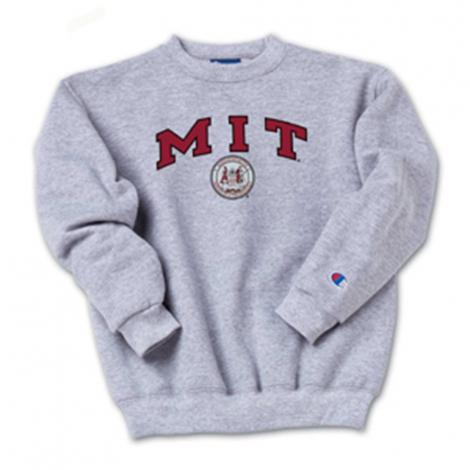 Grey Crew MIT Sweatshirt