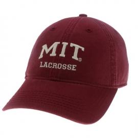 MIT Lacrosse Hat
