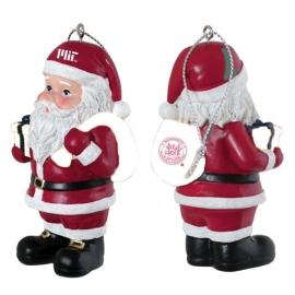 MIT Collegiate Santa Claus Ornament