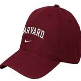 Nike Maroon Harvard Hat