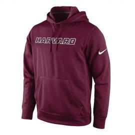 Harvard Men's Nike Performance Therma-Fit Hooded Sweatshirt