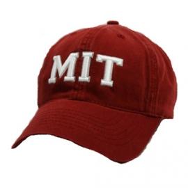 MIT Youth Maroon Foam Design Hat