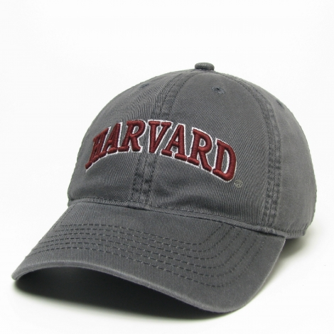 Youth Arched Harvard Washed Twill Hat