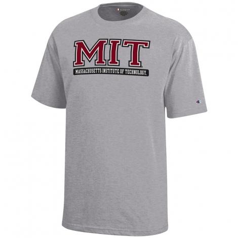 MlT Youth Grey Versa Twill T Shirt