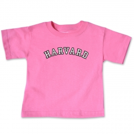 Harvard Infant Short Sleeve Tee