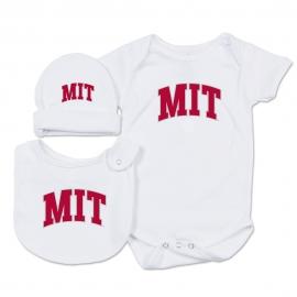 MIT Baby Essentials Infant 3 pc Gift Set