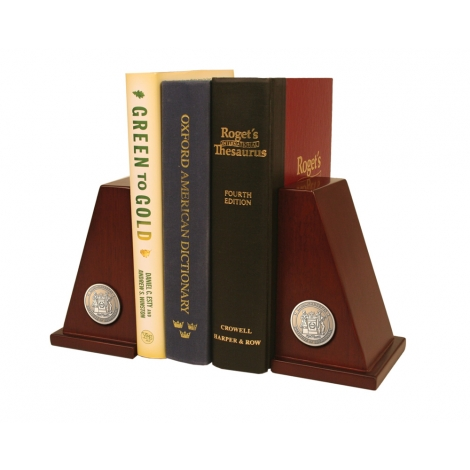 MIT Masterpiece Medallion Bookends