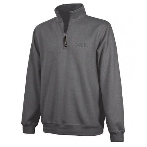 MIT 1/4 Zip Crosswind Graphite Jacket