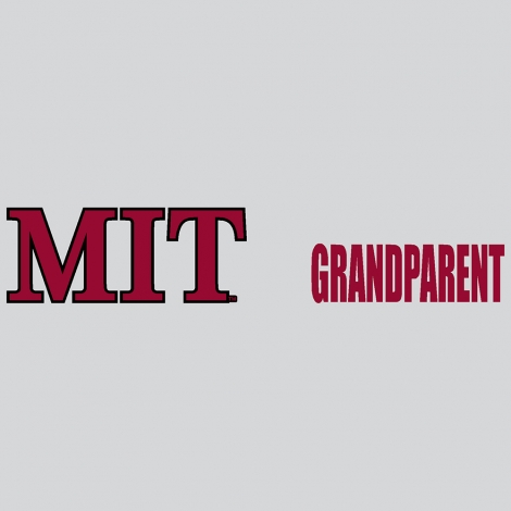 MIT Grandparent Decal