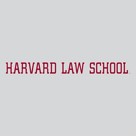 Harvard Law School Decal