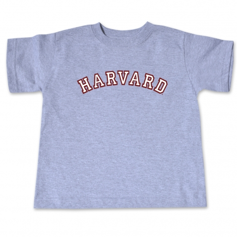 Harvard Toddler Short Sleeve Tee Shirt