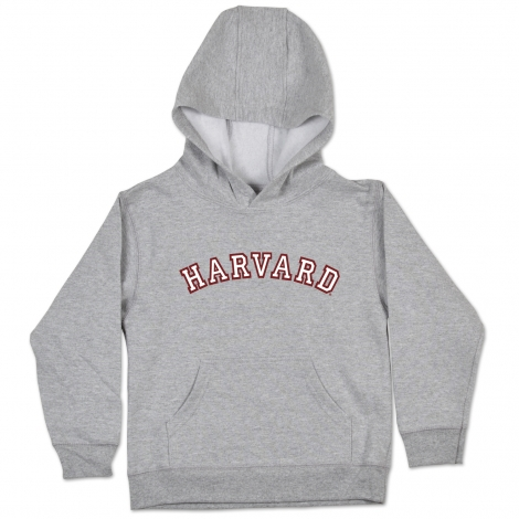 Harvard Toddler Hooded Sweatshirt