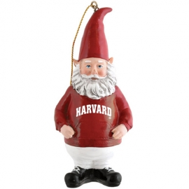 Harvard Gnome Ornament