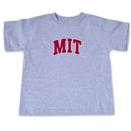 MIT Toddler Short Sleeve Tee Shirt