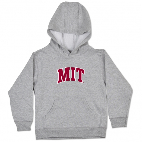 MIT Toddler Hooded Sweatshirt