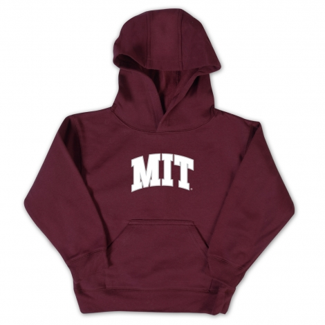MIT Toddler Hooded Sweatshirt