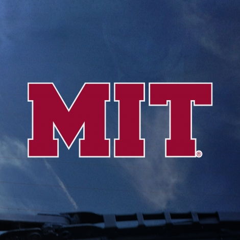 MIT Outside Decal