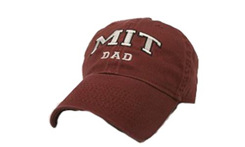 MIT Maroon Dad Hat