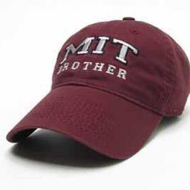 MIT Brother Maroon Hat