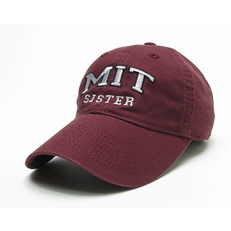 MIT Sister Washed Twill Hat
