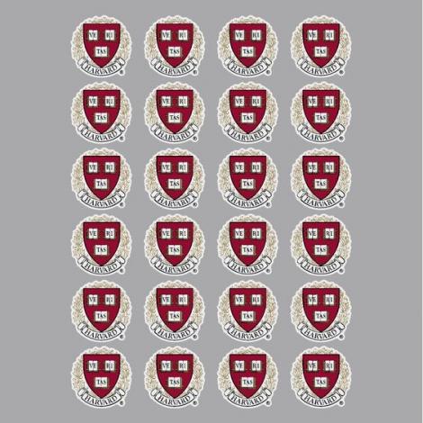 Harvard Seal Sticker Sheet
