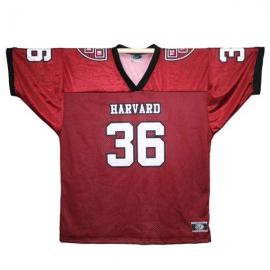 Harvard Crimson #36 Football Replica Jersey