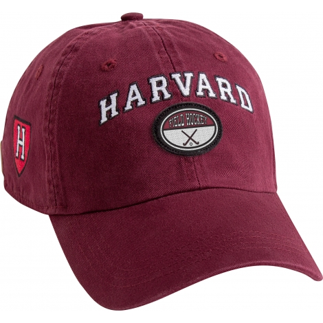 Harvard Maroon Field Hockey Hat