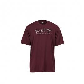 Performance Maroon MIT Track & Field T Shirt