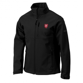 Harvard Columbia Ascender Black Jacket