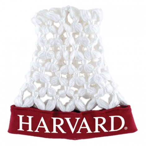 Harvard Basketball Net Hat