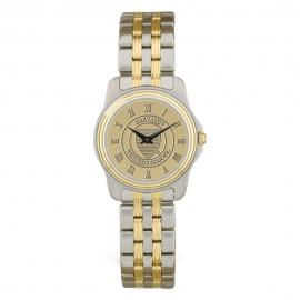 Harvard Ladies Two-Tone Rolled Link Bracelet Wristwatch