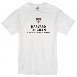 Harvard T.H. Chan School of Public Health White T Shirt