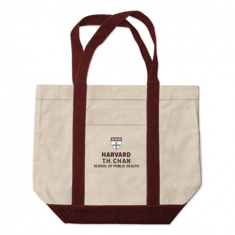 T.H. Chan Medium Tote Bag