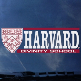 Harvard Divinity School Outside Decal