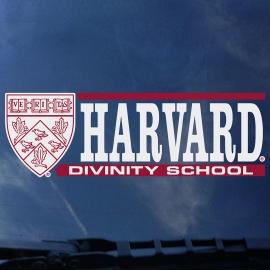 Harvard Divinity School Outside Decal