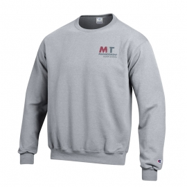 MIT Sloan School of Management Crew Gray Sweatshirt