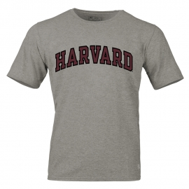 Harvard  Oxdord Grey 2 color T Shirt