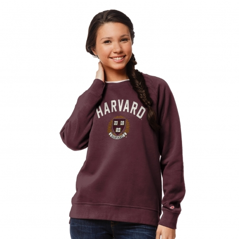 Harvard Women's Academy Crew Neck Sweatshirt