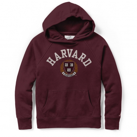 Women's Harvard Academy Hooded Sweatshirt
