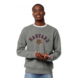 Harvard League Stadium Crew Neck Sweatshirt