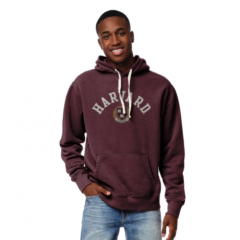 Men's Harvard Stadium Hooded Sweatshirt