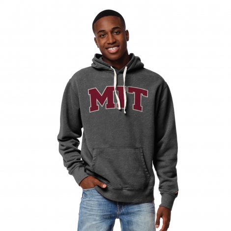 MIT Fleece Stadium Hooded Sweatshirt