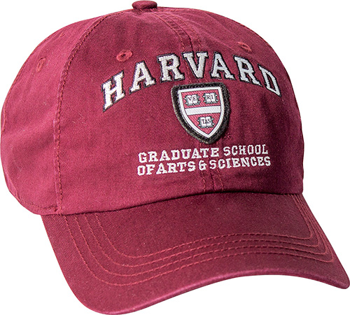 Harvard Art and Sciences Graduate School Crimson Hat