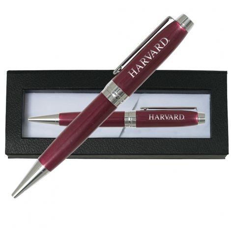 Harvard Maroon Ballpoint Pen