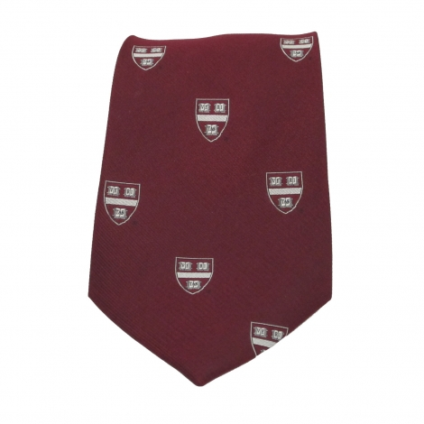 Harvard Graduate School of Arts and Science Silk Tie