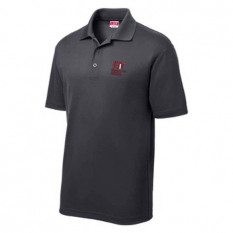 MIT Contemporary Performance Embroidered Polo