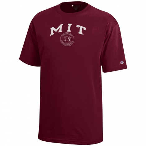 Youth MIT Tee shirt with Seal Design