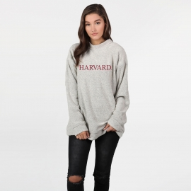 Harvard Women's Original Woolly Threads Crew