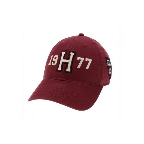 Harvard Class of 1977 Shield Hat